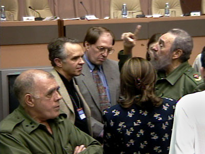 Expert Witnesses for Economic Damage Testimony Fidel Castro